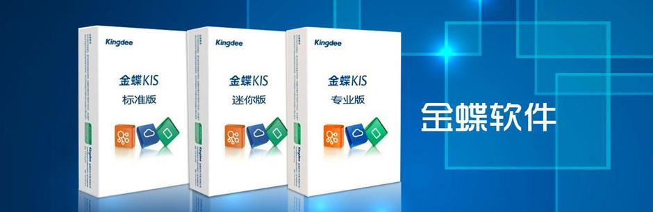 金蝶KIS软件