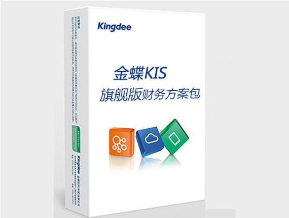 金蝶KIS旗舰版—财务方案包