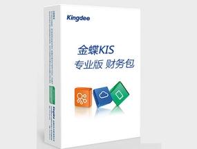 金蝶KIS专业版—财务包